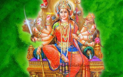 Vasant Navratri Pooja, Chaitra Navaratri Festival April 8th to April 16th, 2016