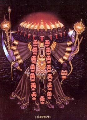 Maa Maha Kali
