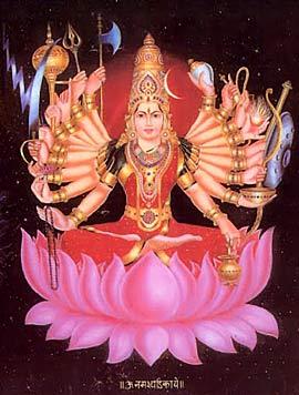 Maa Maha Lakshmi