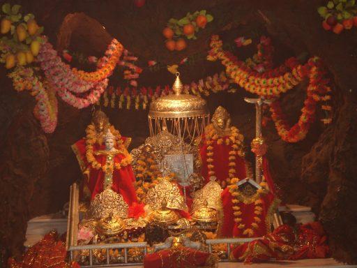 Jai Mata Vaishno Devi JI