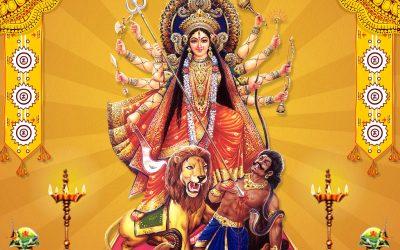 Mahishasura Mardini Stotram (Hindi) – महिषासुर मर्दिनी स्तोत्र