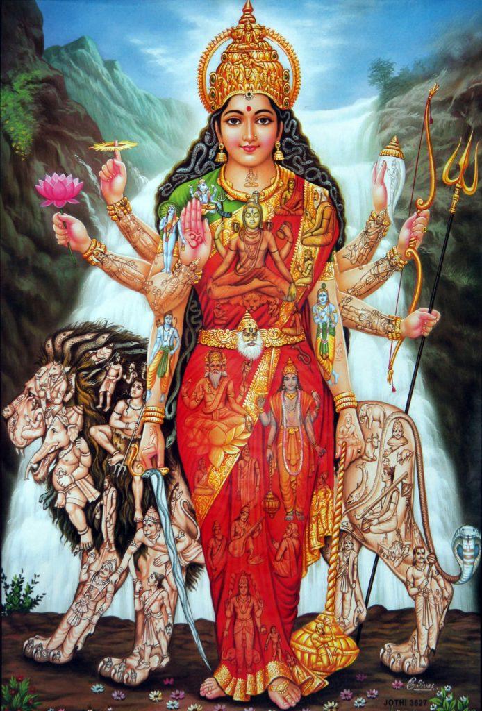 Maa Vaishnavi Mahamaya